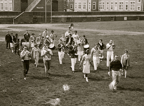 Marching Band, 1960s